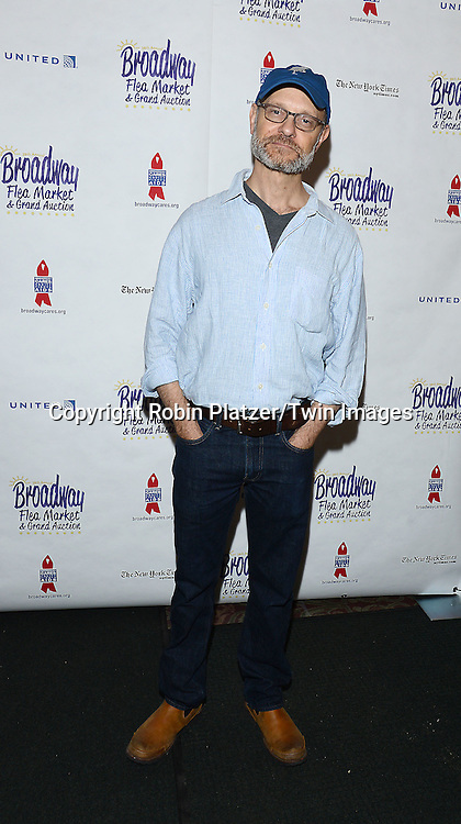 David Hyde Pierce attends the 28th Annual  Broadway Cares/ Equity Fights Aids Flea Market and Auction on September 21,2014 in Shubert Alley in New York City. <br /> <br /> photo by Robin Platzer/Twin Images<br />  <br /> phone number 212-935-0770