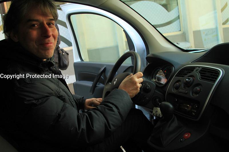 Jacques Boutault - LANCEMENT DE L'AUTOPARTAGE DE VULE POUR LES PROFESSIONELS PARISIENS