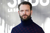 Alessandro Borghi<br /> Rome February 20th 2019. Photocall for the presentation of the second season of the Netflix series Suburra at Casa del Cinema in Rome.<br /> Foto Samantha Zucchi Insidefoto
