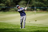 Lukas Nemecz during Round 3 of the Northern Ireland Open at Galgorm Golf Club, Ballymena Co. Antrim. 11/08/2017<br /> Picture: Golffile |<br /> <br /> <br /> All photo usage must carry mandatory copyright credit (&copy; Golffile )