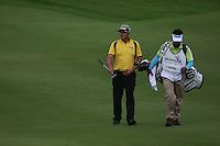 Daniel Chopra (SWE) walks to the 18th green during Sundays Final Round 3 of the 54 hole Iskandar Johor Open 2011 at the Horizon Hills Golf Resort Johor, Malaysia, 19th November 2011 (Photo Eoin Clarke/www.golffile.ie)