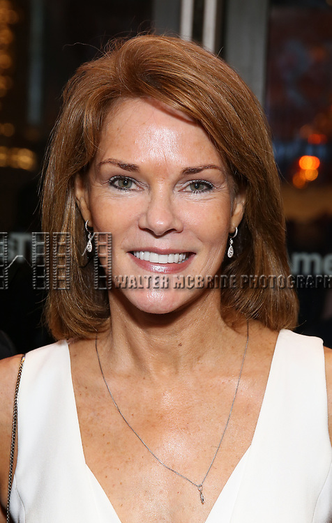 "Carolyn McCormick Attends the Broadway Opening Night of ""All My Sons"" at The American Airlines Theatre on April 22, 2019  in New York City."