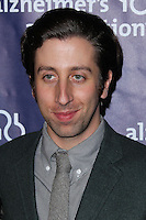 """BEVERLY HILLS, CA, USA - MARCH 26: Simon Helberg at the 22nd """"A Night At Sardi's"""" To Benefit The Alzheimer's Association held at the Beverly Hilton Hotel on March 26, 2014 in Beverly Hills, California, United States. (Photo by Xavier Collin/Celebrity Monitor)"""