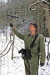 John Cox Radio Tracking