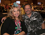 A photograph during the Kentucky Derby Party at The Peppermill on Saturday, May 6, 2017 in Reno, Nevada.