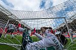 1:0 durch Robin Quaison (FSV Mainz 05 #07) Theodor Gebre Selassie (Werder Bremen #23) liegt im Tor, Jiri Pavlenka (Werder Bremen #01), Joshua Sargent (Werder Bremen #19)<br /> <br /> <br /> Sport: nphgm001: Fussball: 1. Bundesliga: Saison 19/20: 33. Spieltag: 1. FSV Mainz 05 vs SV Werder Bremen 20.06.2020<br /> <br /> Foto: gumzmedia/nordphoto/POOL <br /> <br /> DFL regulations prohibit any use of photographs as image sequences and/or quasi-video.<br /> EDITORIAL USE ONLY<br /> National and international News-Agencies OUT.
