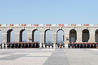 'Pascua Militar' ceremony at The Royal Palace. January 06, 2013. (ALTERPHOTOS/Caro Marin)