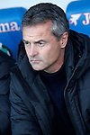Getafe's coach Fran Escriba during La Liga match. February 27,2016. (ALTERPHOTOS/Acero)