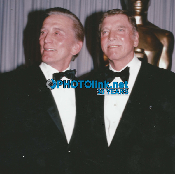 CelebrityArchaeology.com<br /> 1981 FILE PHOTO<br /> Kirk Douglas Burt Lancaster<br /> Photo By John Barrett-PHOTOlink.net<br /> -----<br /> CelebrityArchaeology.com, a division of PHOTOlink,<br /> preserving the art and cultural heritage of celebrity<br /> photography from decades past for the historical<br /> benefit of future generations, for these images are<br /> significant, both historically and aesthetically.<br /> ——<br /> Follow us:<br /> www.linkedin.com/in/adamscull<br /> Instagram: CelebrityArchaeology<br /> Blog: CelebrityArchaeology.info<br /> Twitter: celebarcheology