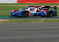 Jenson Button (GBR), Mikhail Aleshin (RUS), Vitaly Petrov (RUS) of SMP RACING (RUS) during the 2018 Silverstone - FIA World Endurance Championship at Silverstone Circuit, Towcester, England on 17 August 2018. Photo by Vince  Mignott.