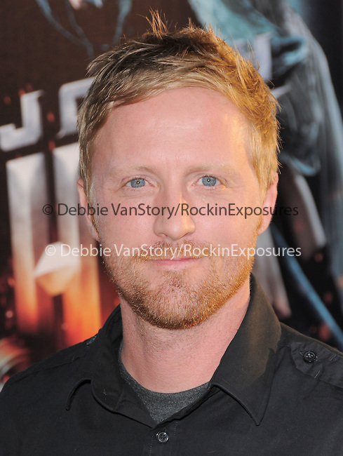 Preston Acuff at the Warner Bros. Pictures Special Screening of Jonah Hex in Hollywood, California on June 17,2010                                                                               © 2010 Debbie VanStory / Hollywood Press Agency