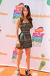 LOS ANGELES, CA- JULY 17: Actress Megan Fox attends Nickelodeon Kids' Choice Sports Awards 2014 at Pauley Pavilion on July 17, 2014 in Los Angeles, California.