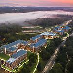 Clemson University Douthit Hills