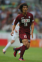 Yuzo Tashiro (Vissel), .MAY 26, 2012 - Football : 2012 J.LEAGUE Division 1 match between Vissel Kobe 1-2 Kashima Antlers at Home's Stadium Kobe in Hyogo, Japan. (Photo by Akihiro Sugimoto/AFLO SPORT) [1080]