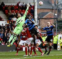 Nottingham Forest v Doncaster 15.3.14