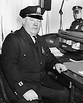 Naugatuck Police Chief John Gormley, June 1939.