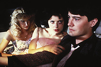 Blue Velvet (1986) <br /> Laura Dern, Isabella Rossellini &amp; Kyle MacLachlan<br /> *Filmstill - Editorial Use Only*<br /> CAP/KFS<br /> Image supplied by Capital Pictures
