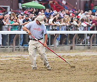 Scenes from around the track on Woodward Stakes day on September 02, 2017 at Saratoga Race Course in Saratoga Springs, New York. (Bob Mayberger/Eclipse Sportswire)