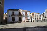 Historic town hall building, Ayuntamiento, Vélez-Rubio, Almeria province, Spain