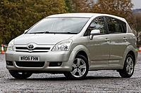 2019 10 12 2006 Toyota Corolla Verso 1.8 petrol in Swansea, Wales, UK