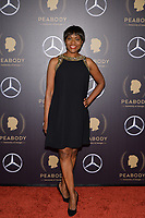 NEW YORK - MAY 18: Wonya Lucas attends the 78th Annual Peabody Awards at Cipriani Wall Street on May 18, 2019 in New York City. (Photo by Anthony Behar/FX/PictureGroup)