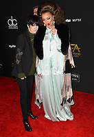 Diane Warren &amp; Andra Day  at the 21st Annual Hollywood Film Awards at The Beverly Hilton Hotel, Beverly Hills. USA 05 Nov. 2017<br /> Picture: Paul Smith/Featureflash/SilverHub 0208 004 5359 sales@silverhubmedia.com