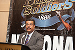 Buffalo Soldiers 2011 Gala Master of Ceremonies, Jerome Gray.