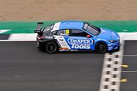 2020 British Touring Car Championship Media day. #18 Senna Proctor. Excelr8 Motorsport. Hyundai i30N.