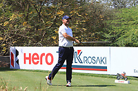 Thomas Bjorn (DEN) in action on the 11th during Round 3 of the Hero Indian Open at the DLF Golf and Country Club on Saturday 10th March 2018.<br /> Picture:  Thos Caffrey / www.golffile.ie<br /> <br /> All photo usage must carry mandatory copyright credit (&copy; Golffile | Thos Caffrey)