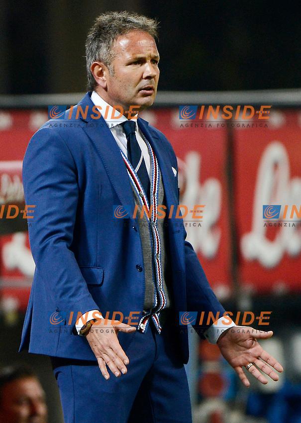 Sinisa Mihajlovic Sampdoria<br /> Milano 29-10-2014 Stadio Giuseppe Meazza - Football Calcio Serie A Inter - Sampdoria. Foto Giuseppe Celeste / Insidefoto