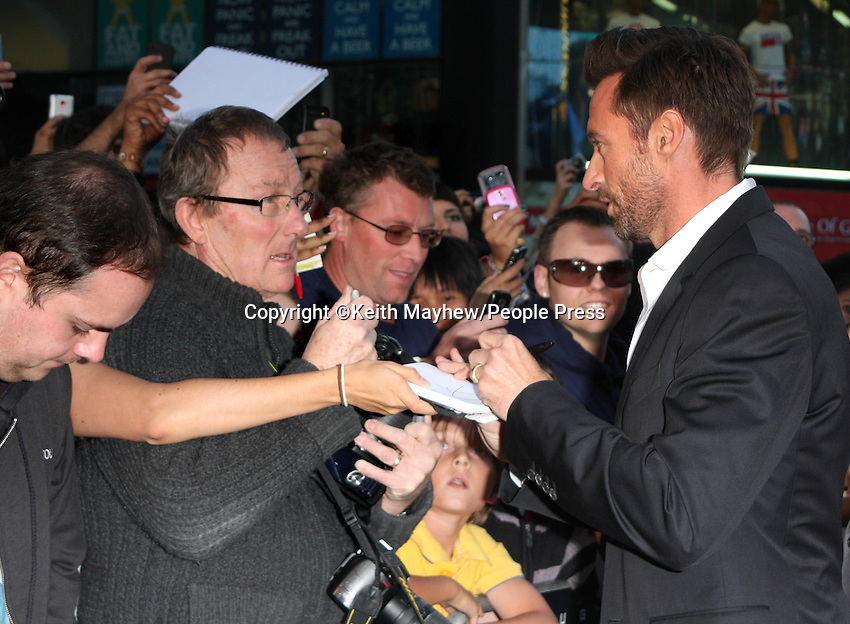 London - UK Premiere of 'Real Steel' at the Empire Cinema, Leicester Square, London - September 14th 20110..Photo by Keith Mayhew