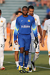 08 July 2015: Fort Lauderdale's Josh Ford. The Carolina RailHawks hosted the Fort Lauderdale Strikers at WakeMed Stadium in Cary, North Carolina in a North American Soccer League 2015 Fall Season match. The game ended in a 1-1 tie.
