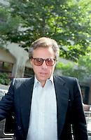 Peter Bogdanovich by Jonathan Green<br /> NYC 1985