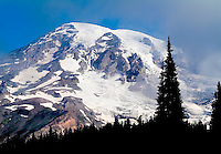 Mt. Rainier - Mt. Rainier Natiional Park, Washington