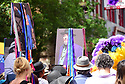 Dr. John's life was celebrated during at a private memorial service at the Orpheum Theater followed by a jazz funeral escorted  in a horse-drawn carriage, featuring baby dolls, Mardi Gras Indians, the YMOBS social aid and pleasure club, friends and family.