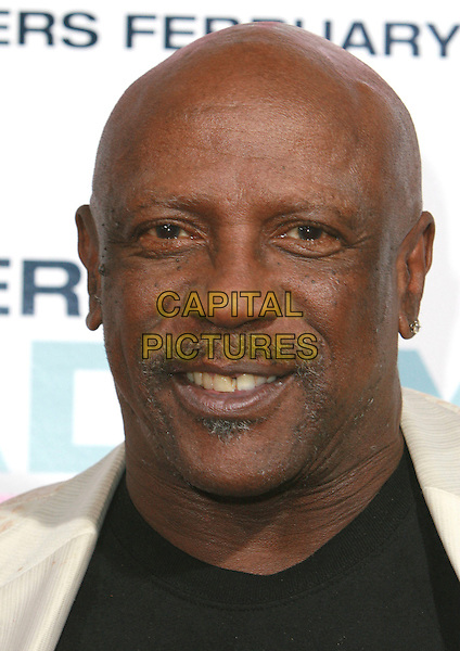 "LOUIS GOSSETT JR..""Daddy's Little Girls"" Los Angeles Premiere held at the Cinerama Dome, Hollywood, California, USA..February 7th, 2007.headshot portrait mustache facial hair .CAP/ADM/CH.©Charles Harris/AdMedia/Capital Pictures"