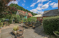 BNPS.co.uk (01202 558833)<br /> Pic: BeltonDuffey/BNPS<br /> <br /> The ultimate house for Thomas the Tank Engine fans! <br /> <br /> The home where beloved children's writer Rev Wilbert Awdry lived and wrote about his iconic trains has gone on sale for £895,000. <br /> <br /> The Old Vicarage at Emneth, Norfolk, has eight bedrooms, five reception rooms and 1.5 acres of private grounds. Rooms include a conservatory, wet room, kitchen-breakfast room and a games room and there is also a cellar.<br /> <br /> But it will be the property's study which will most interest fans of Thomas the Tank engine as this is the room where Wilbert Awdry, who invented the cheeky steam locomotive to amuse his son, wrote 13 books during his time as the local vicar.<br /> <br /> The room contains some train models and many books by the Reverend Awdry, who preached at St Edmund's Church in Emneth.