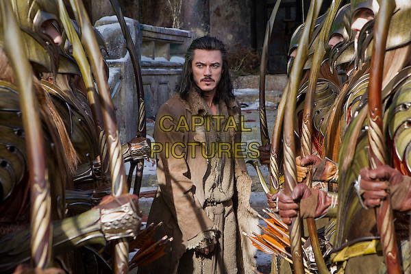 Luke Evans <br /> in The Hobbit: The Battle of the Five Armies (2014) <br /> *Filmstill - Editorial Use Only*<br /> CAP/FB<br /> Image supplied by Capital Pictures