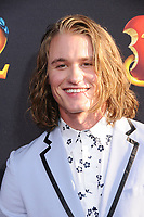 """11 July 2017 - Hollywood, California - Dylan Playfair. Disney's """"Descendants 2"""" Los Angeles Premiere held at the ArcLight Cinerama Dome in Hollywood. Photo Credit: Birdie Thompson/AdMedia"""