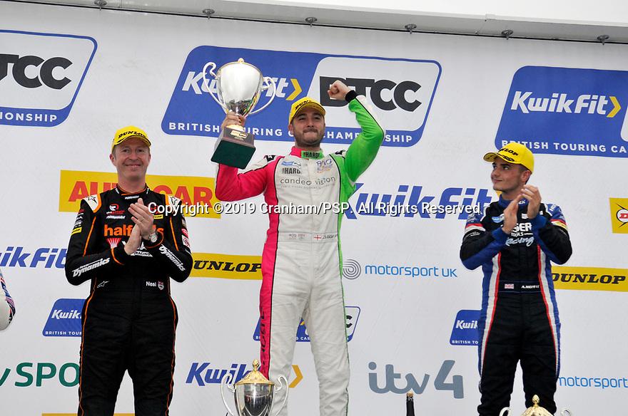 Round 9 of the 2019 British Touring Car Championship.