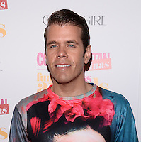 NEW YORK, NY - JUNE 4: Perez Hilton  Attends The Fun, Fearless Latina Awards at The Hearst tower ,New York City ,June 4, 2014 ©HP/Starlitepics.com