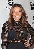 LOS ANGELES, CA - NOVEMBER 8: Lisa Vidal, at the Eva Longoria Foundation Dinner Gala honoring Zoe Saldana and Gina Rodriguez at The Four Seasons Beverly Hills in Los Angeles, California on November 8, 2018. Credit: Faye Sadou/MediaPunch