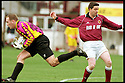 3rd October 98      .Copyright Pic : James Stewart   .STENHOUSEMUIR V ALBION ROVERS.ALBION KEEPER M.MACLEAN COLLECTS THE BALL AHEAD OF WILLIE WATTERS......Payments to :-.James Stewart Photo Agency, Stewart House, Stewart Road, Falkirk. FK2 7AS      Vat Reg No. 607 6932 25.Office : 01324 630007        Mobile : 0421 416997.If you require further information then contact Jim Stewart on any of the numbers above.........