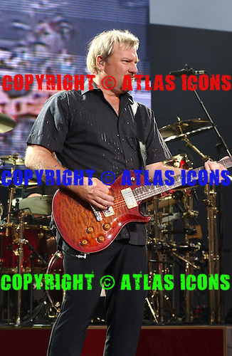 RUSH: 2002.Photo Credit:  L Leeds/Atlas Icons.com