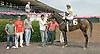 Political Pupil winning at Delaware Park on 7/9/12