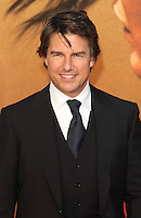 Tom Cruise at the Jack Reacher Never Go Back European Premiere at Cineworld, Leicester Square, London on October 20th 2016<br /> CAP/ROS<br /> &copy;Steve Ross/Capital Pictures /MediaPunch ***NORTH AND SOUTH AMERICAS ONLY***