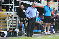 Dagenham and Redbridge manager Peter Taylor during Dagenham & Redbridge vs Chesterfield, Vanarama National League Football at the Chigwell Construction Stadium on 15th September 2018