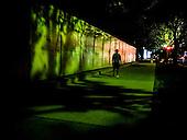 Night walk in Washington, DC