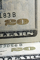 OPTICAL SECURITY FEATURES ON U.S. CURRENCY<br />