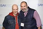 Taro Alexander and Joe Trentacosta during the 8th Annual Paul Rudd All-Star Benefit for SAY at Lucky Strike Lanes  on November 11, 2019 in New York City.